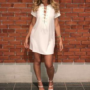 Small t shirt style dress